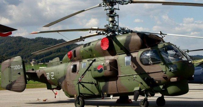 Παραδόθηκε το πρώτο ρωσικό ελικόπτερο πολλαπλών χρήσεων «Ka-32» στην Άγκυρα
