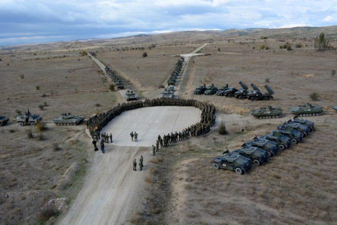 Μετατρέπουν τα Σκόπια σε βάση χημικών όπλων του ΝΑΤΟ;