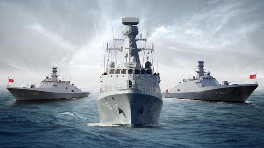 Ξεκινάει η μεγαλύτερη πρόβα πολέμου του τουρκικού ναυτικού