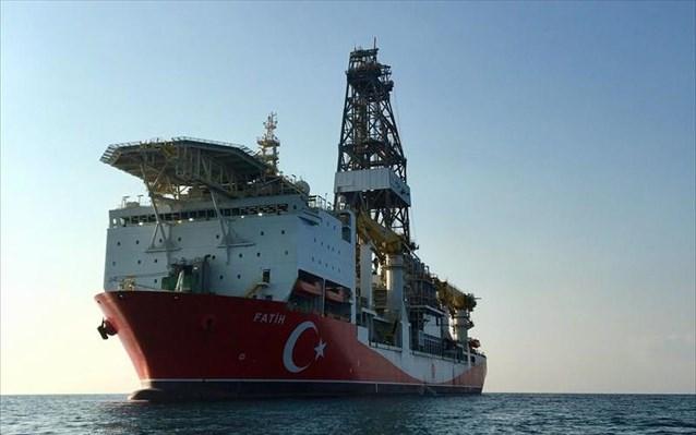 Η Τουρκία επιβεβαιώνει γεώτρηση βορειοδυτικά της Κύπρου