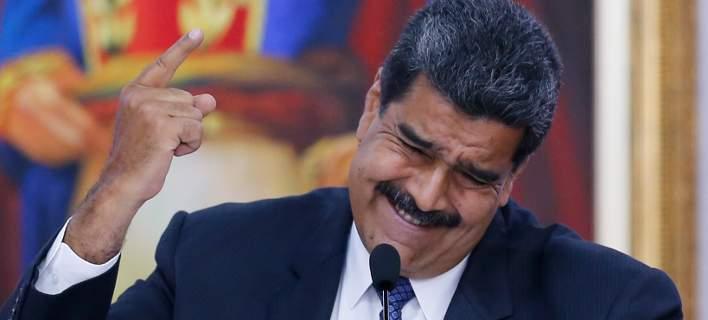 Βενεζουέλα: Κλείνει τα σύνορα ο Ν. Μαδούρο…