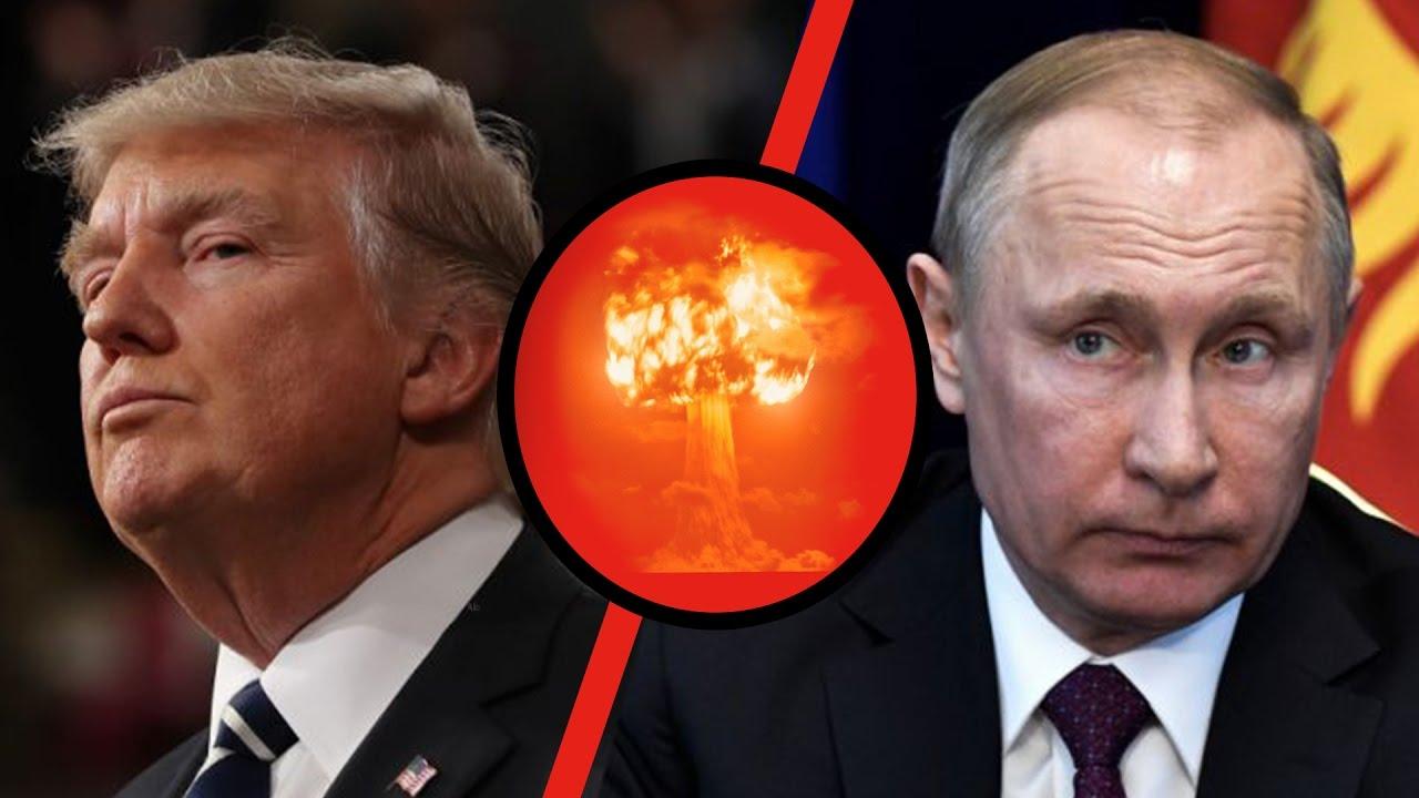Το «καταιγιστικό» μήνυμα του Β. Πούτιν προς τις ΗΠΑ