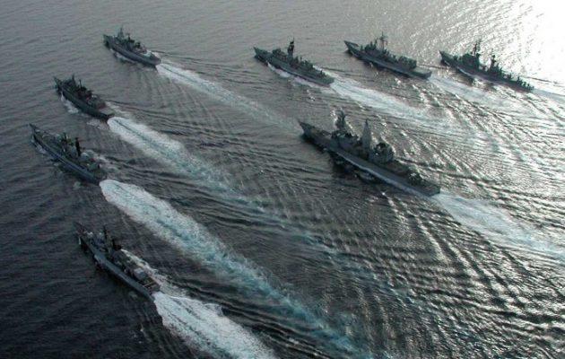 Αναβάθμιση του Ελληνικού Πολεμικού Ναυτικού: Καμουφλάρισμα των ταχέων σκαφών στο Αιγαίο