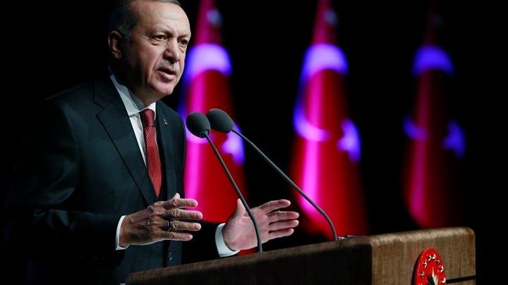 Ο Ερντογάν «καίγεται» να πάρει τον έλεγχο της ζώνης ασφαλείας στη Βόρειο Συρία