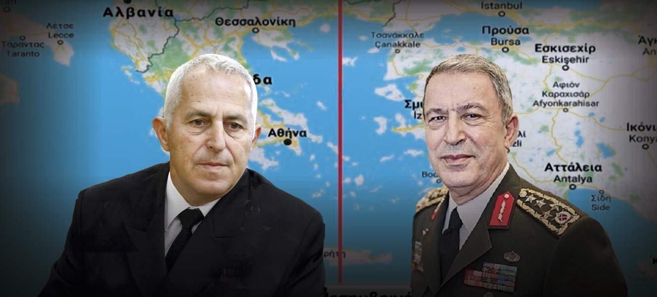 """""""Ηχηρό Ράπισμα"""" του Υπουργού Εθνικής Άμυνας Ευ. Αποστολάκη στην Άγκυρα (Vid)"""