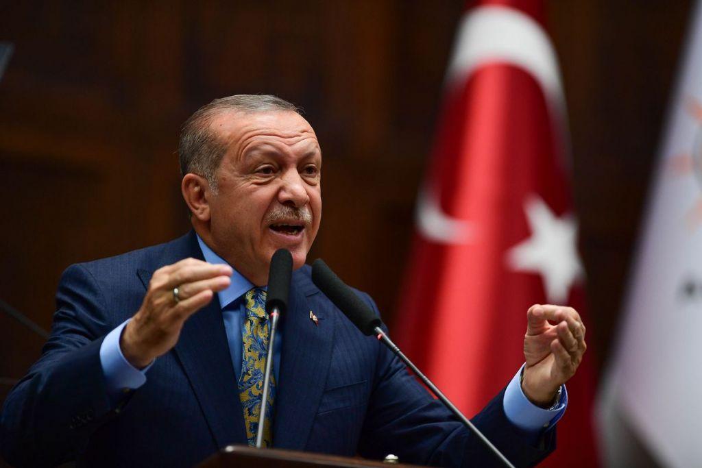 Ερντογάν: «Την Ιστανμπούλ δεν θα μπορέσετε να την κάνετε ποτέ Κωνσταντινούπολη»
