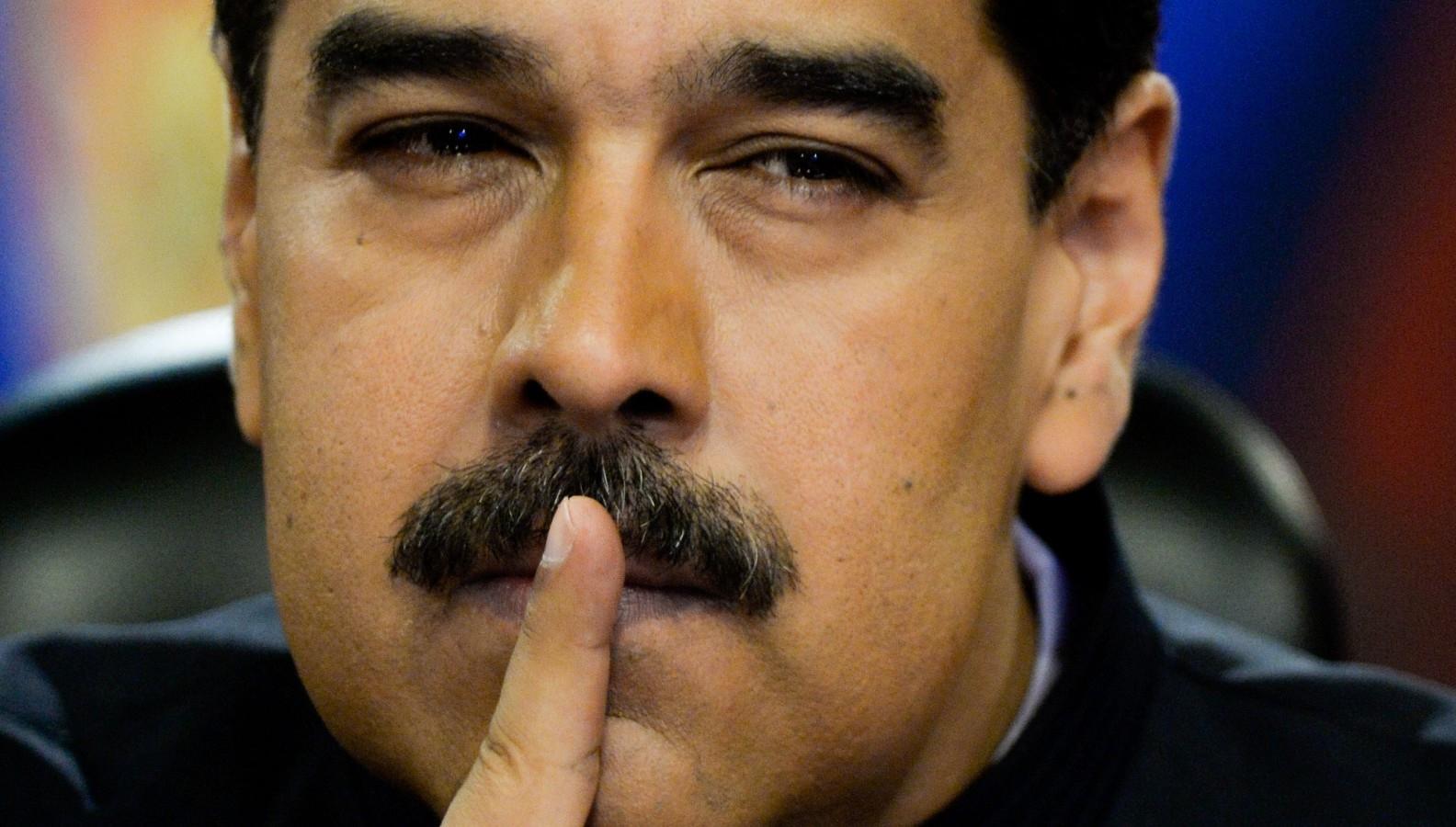 Ο Νικολάς Μαδούρο επιστρατεύει το στρατό του για να προστατέψει στρατηγικές υποδομές της Βενεζουέλας