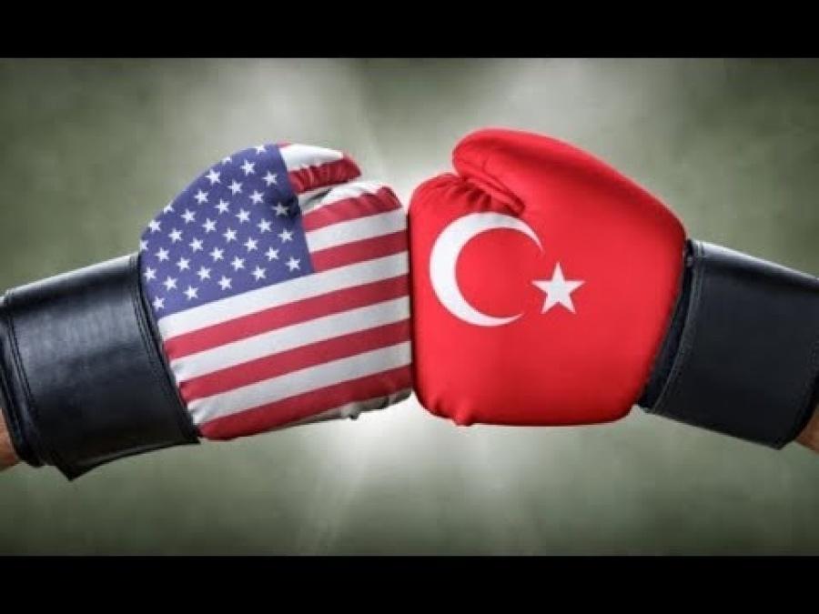 """Η """"απρόβλεπτη"""" Τουρκία απέναντι στις ΗΠΑ"""