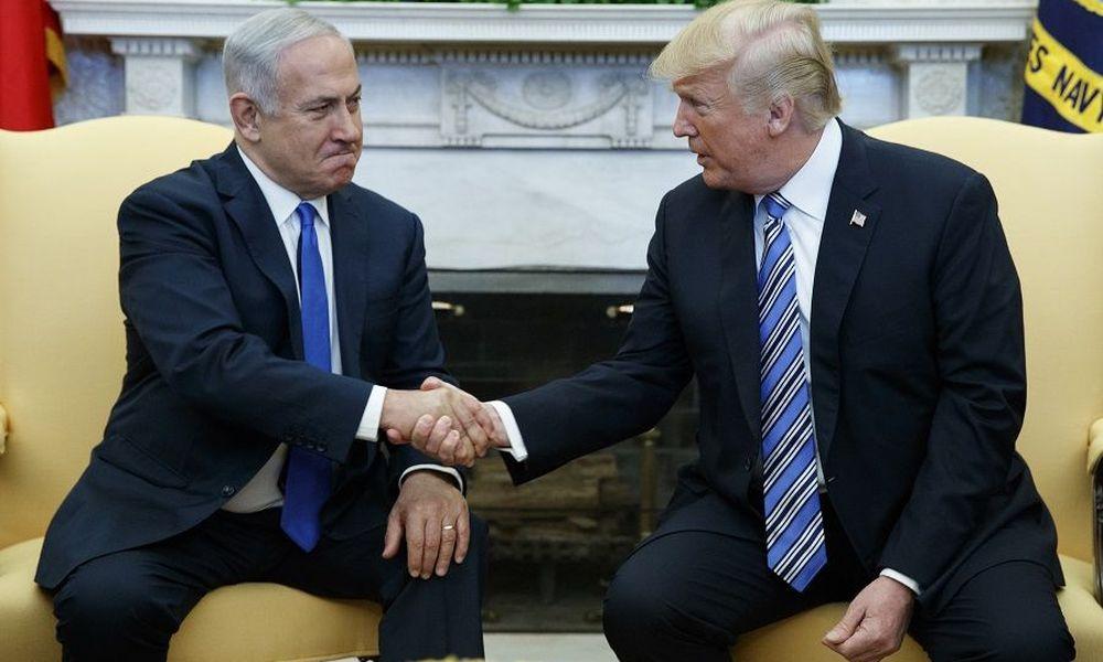 ΗΠΑ: «Ήρθε η ώρα να αναγνωρίσουμε την κυριαρχία του Ισραήλ στα Υψίπεδα του Γκολάν» (Video)