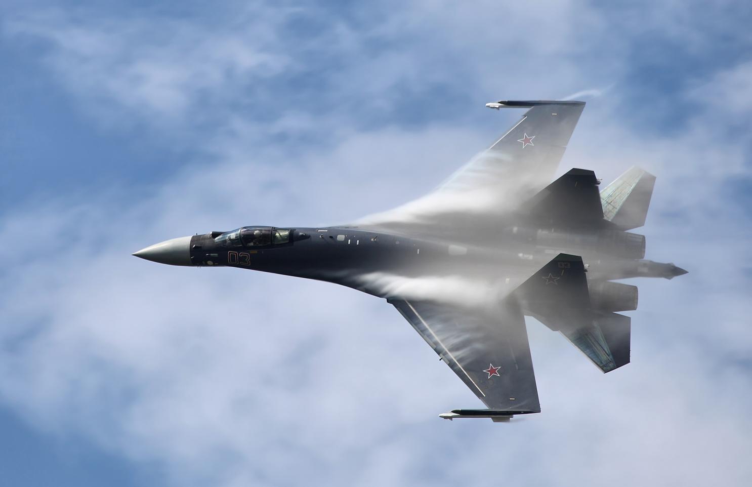 Ρωσικό Su-35: Η «αχίλλειος πτέρνα» του ισχυρότερου μαχητικού της ΠΑ