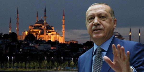 Νέα προκλητική δήλωση Ερντογάν για την Αγία Σοφία: «Θα μπορούσαμε να αλλάξουμε το όνομά της σε Τέμενος Ayasofya»