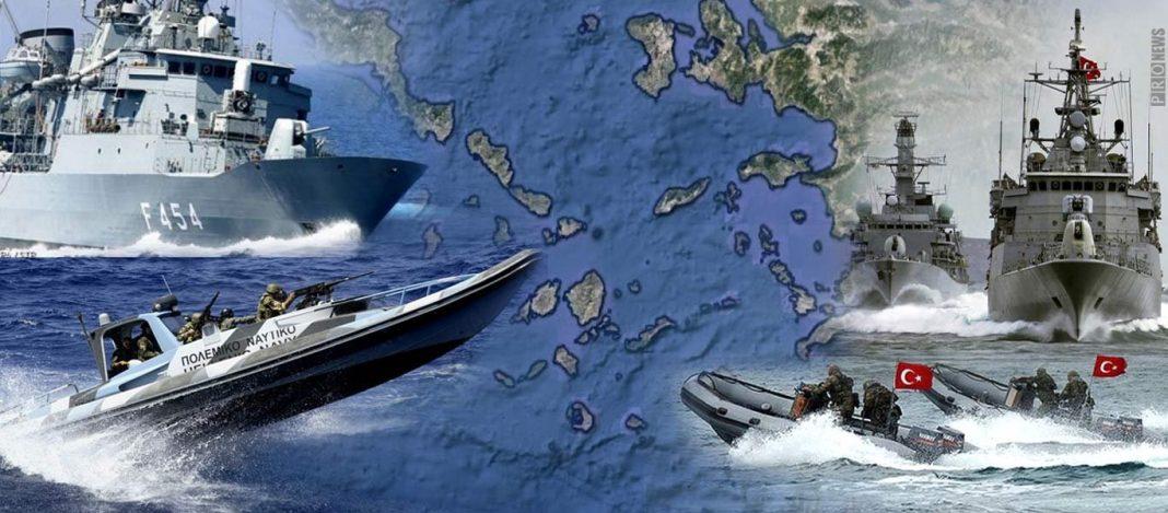 «Τα ελληνικά νησιά που διεκδικούν οι Τούρκοι» (Video)