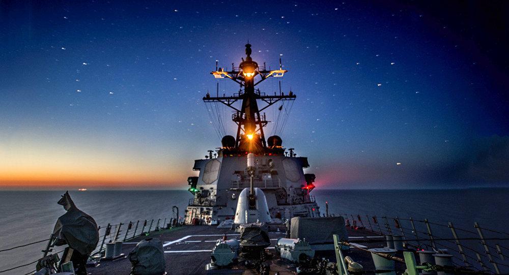 Αναχώρησε το αμερικανικό αντιτορπιλικό «USS Donald Cook» από τη Μαύρη Θάλασσα