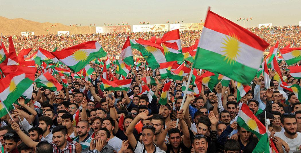 Οι Κούρδοι θα επιδιώξουν την αλλαγή του επίσημου ονόματος της Συρίας