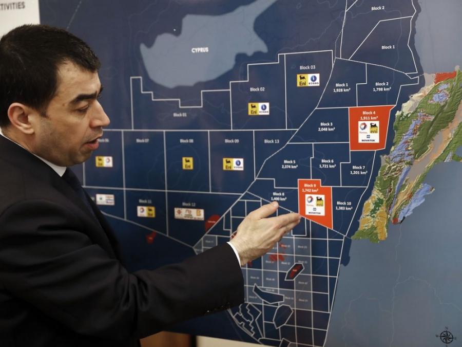 Ο Λίβανος προειδοποιεί το Ισραήλ για τον αγωγό East Med. Ενισχύει την παρουσία του ο Αμερικανικός Στόλος