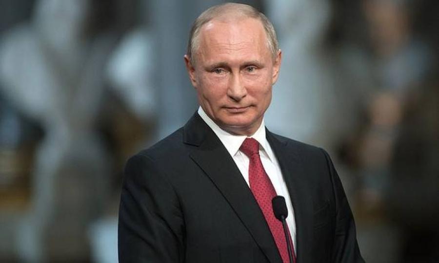 Παρέμβαση Πούτιν για Σκοπιανό: «Ο ελληνικός λαός δεν στηρίζει τη Συμφωνία»