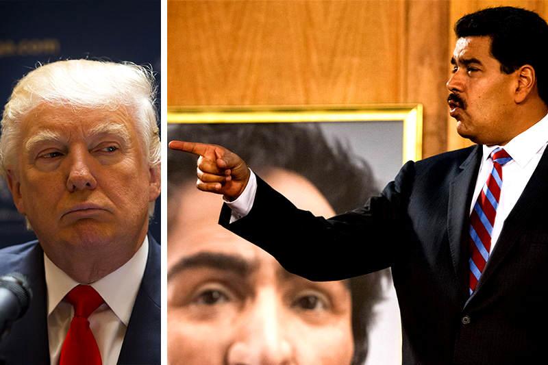 """ΗΠΑ προς Μαδούρο: """"Μην εμποδίσετε τον Χ. Γκουαϊδό να επιστρέψει με ασφάλεια στη Βενεζουέλα"""""""