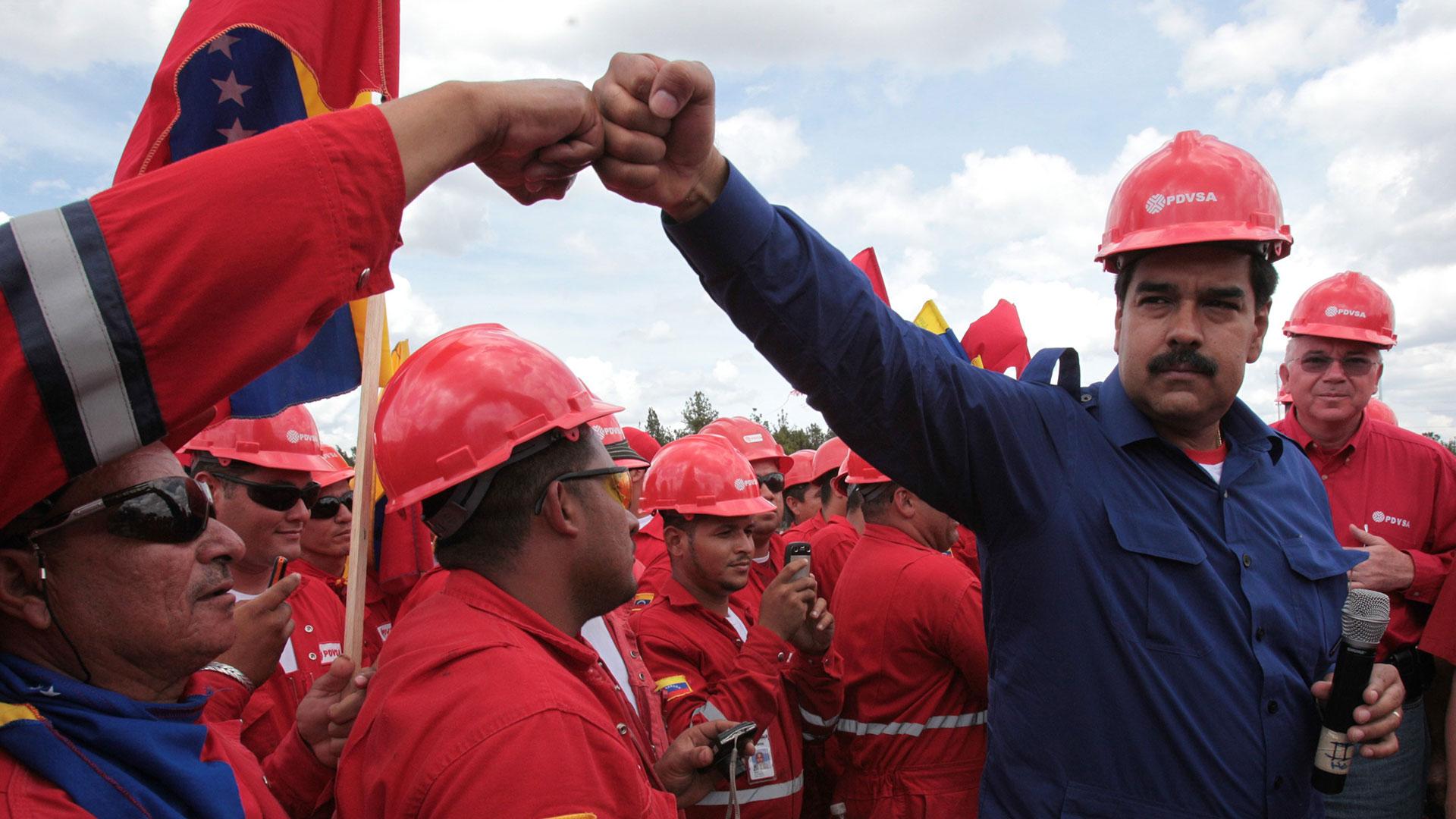 Ο Χ. Γκουαϊδό θα επιδιώξει να πουλήσει το πετρέλαιο της Βενεζουέλας στις ΗΠΑ