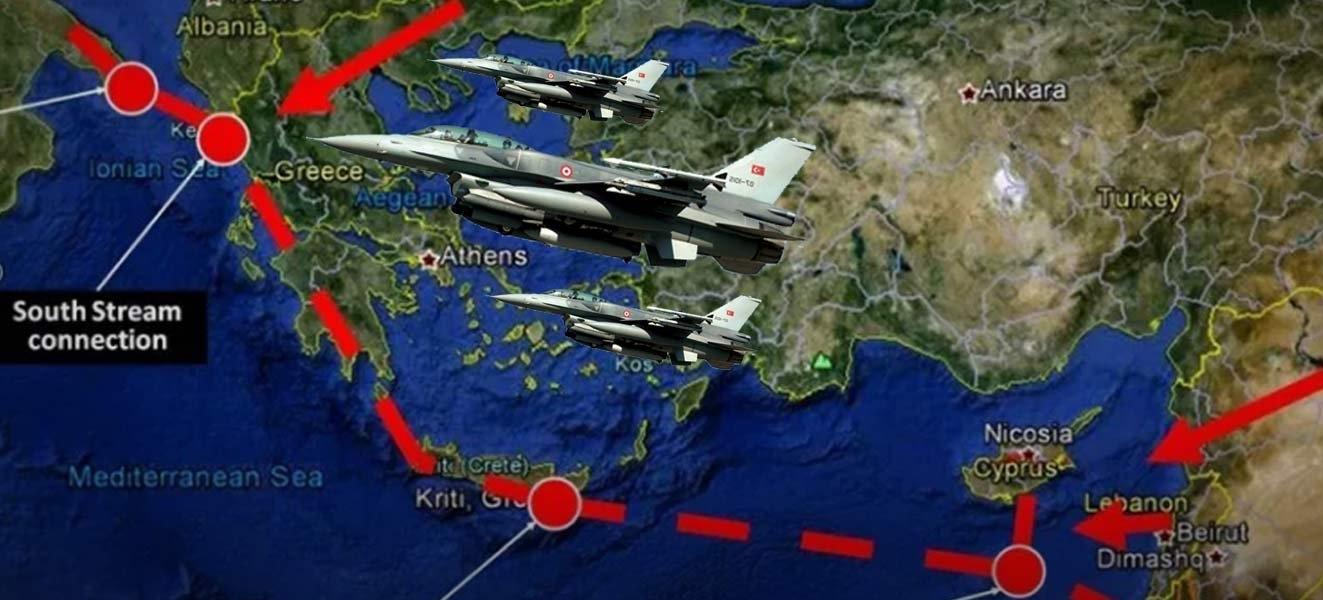 Ο αγωγός East Med «κόβει» στην μέση τα σχέδια της Τουρκίας για την απόκτηση ΑΟΖ