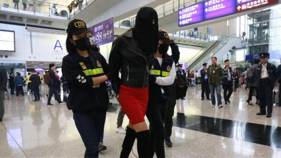 Ανατροπή: Αθώα η Ειρήνη Μελισσαροπούλου για την υπόθεση κοκαΐνης στον Χονγκ Κονγκ