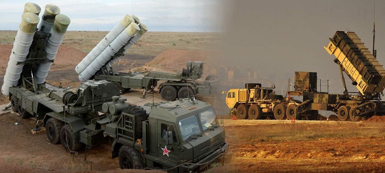 Η Άγκυρα λέει οριστικό αντίο στο αμερικανικό σύστημα Patriot & αγοράζει ρωσικούς πυραύλους S-400;