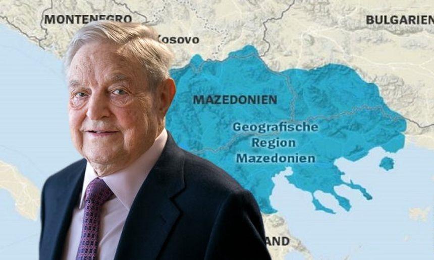 Γιώργος Καρατζαφέρης: «Ο Σόρος έχει αγοράσει τα Σκόπια»