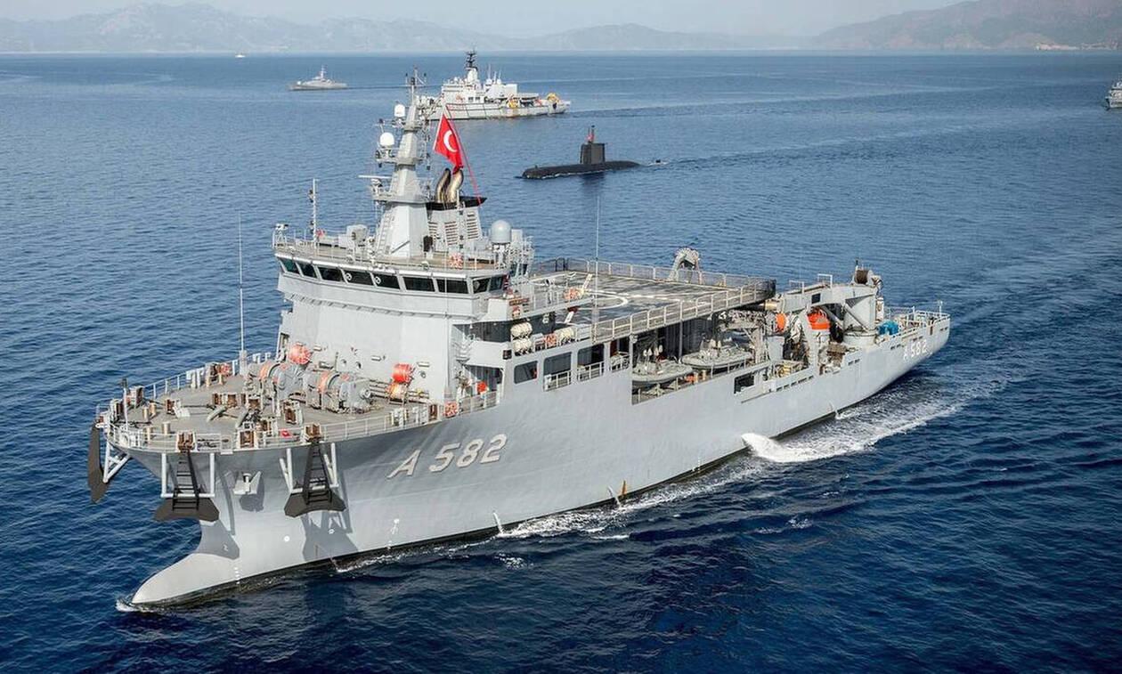 Ι. Μάζης: «Ο Τουρκικός μαξιμαλισμός και η Ανατολική Μεσόγειος» (Video ηχητικό)