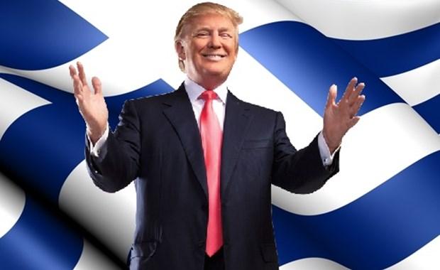 Ντ. Τραμπ: «Οι ΗΠΑ έχουν διαμορφωθεί βαθιά από τον ελληνικό πολιτισμό»