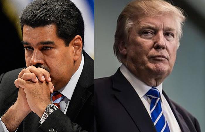 Ν. Μαδούρο: «Ο Ντ. Τραμπ κρύβεται πίσω από τον ενεργειακό πόλεμο στη Βενεζουέλα»
