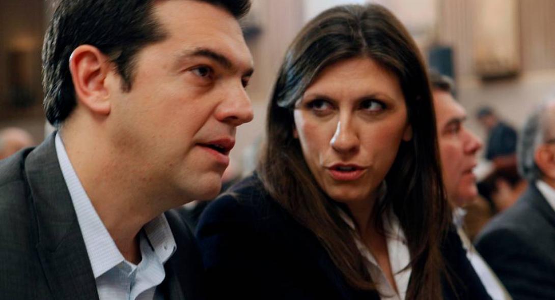 """Ζωή Κωνσταντοπούλου: """"Πρέπει να απαλλαγούμε από τον καρνάβαλο που μας κυβερνά"""" (Vid)"""