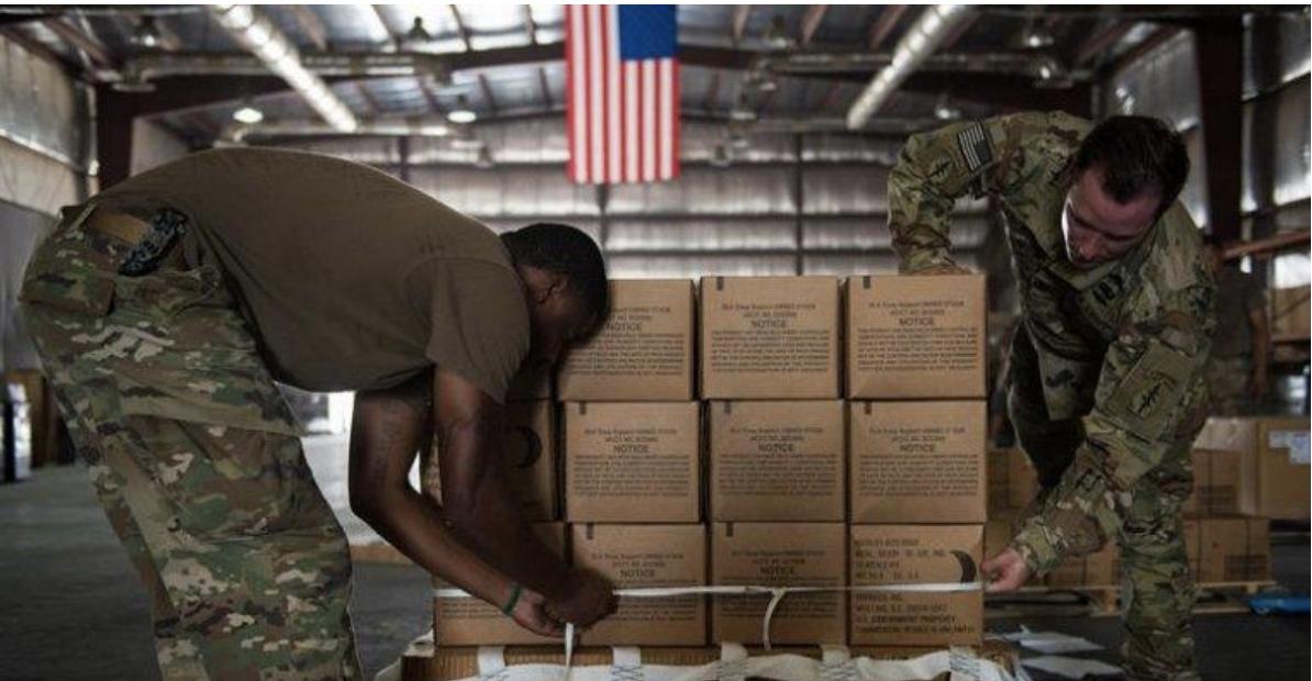 Αμερικανοί στρατιώτες «άρπαξαν» 50 τόνους χρυσού από τους Τζιχαντιστές στη Συρία