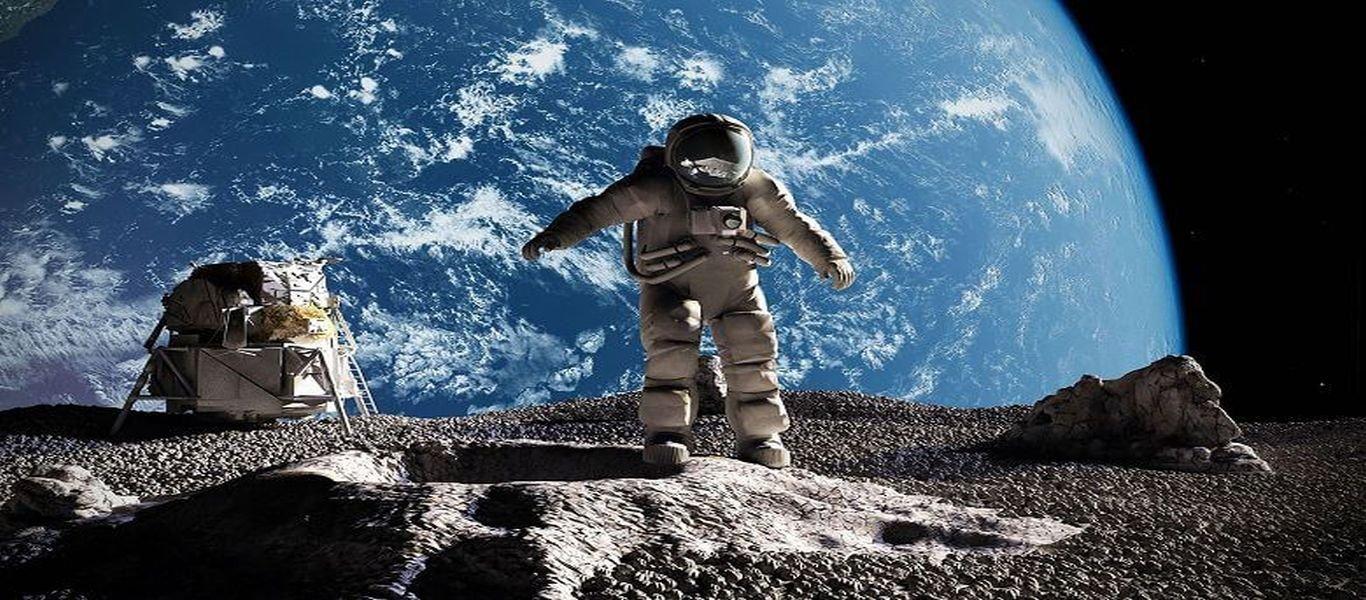 """""""Η Ελλάδα θα στείλει το πρώτο ελληνικό ρομποτικό όχημα στη Σελήνη το 2022"""""""