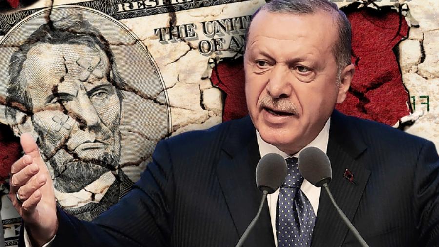 """Ρωσία & Τουρκία επιθυμούν να """"αποκηρύξουν"""" το δολάριο στις μεταξύ τους εμπορικές συναλλαγές"""