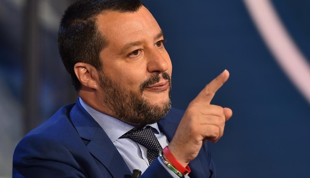 Ματέο Σαλβίνι: «Η Τουρκία δεν είναι και δεν μπορεί να γίνει Ευρώπη»
