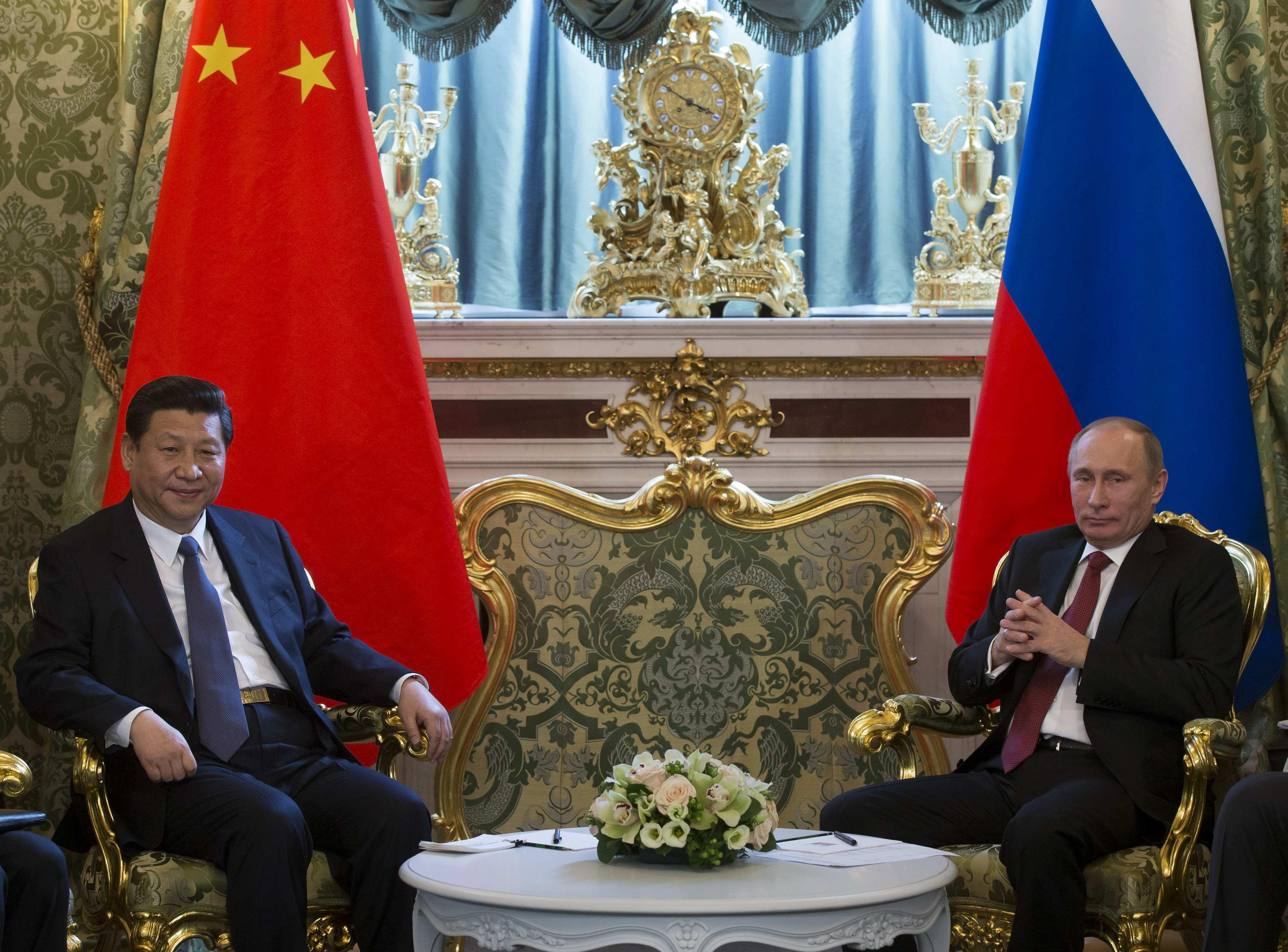 «Έτοιμος» ο Βλάδιμιρ Πούτιν να καλύψει τις πετρελαϊκές ανάγκες της Κίνας