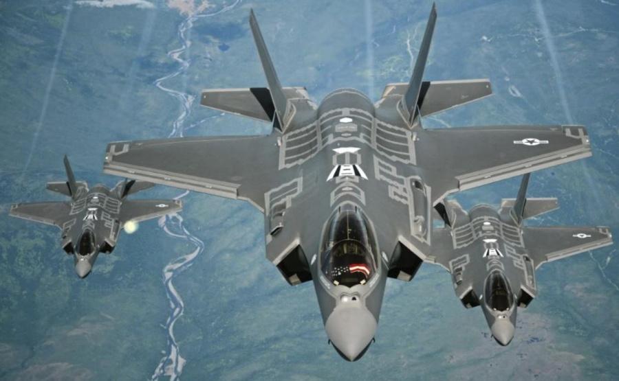 Γιατί το Ισραήλ βγαίνει «κερδισμένο» από το πάγωμα της παράδοσης των αμερικανικών F-35 στην Τουρκία