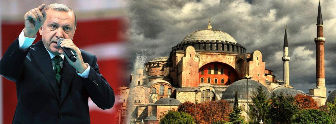 """Σάββας Καλεντερίδης: """"Η Κωνσταντινούπολη αρχή του «τέλους» για τον Ερντογάν…"""""""