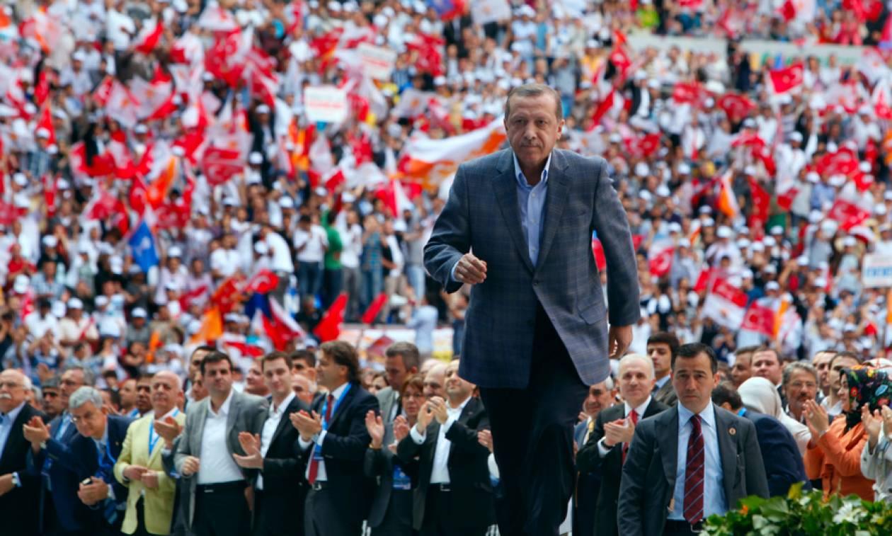 Ρ. Τ. Ερντογάν: «Οργανωμένο έγκλημα οι κάλπες των δημοτικών εκλογών της Κωνσταντινούπολης»