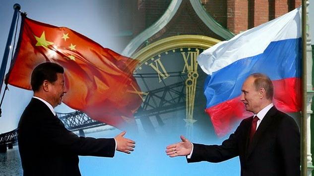 Ρωσία και Κίνα «απολαμβάνουν» την περίοδο με τις καλύτερες σχέσεις τους στην ιστορία