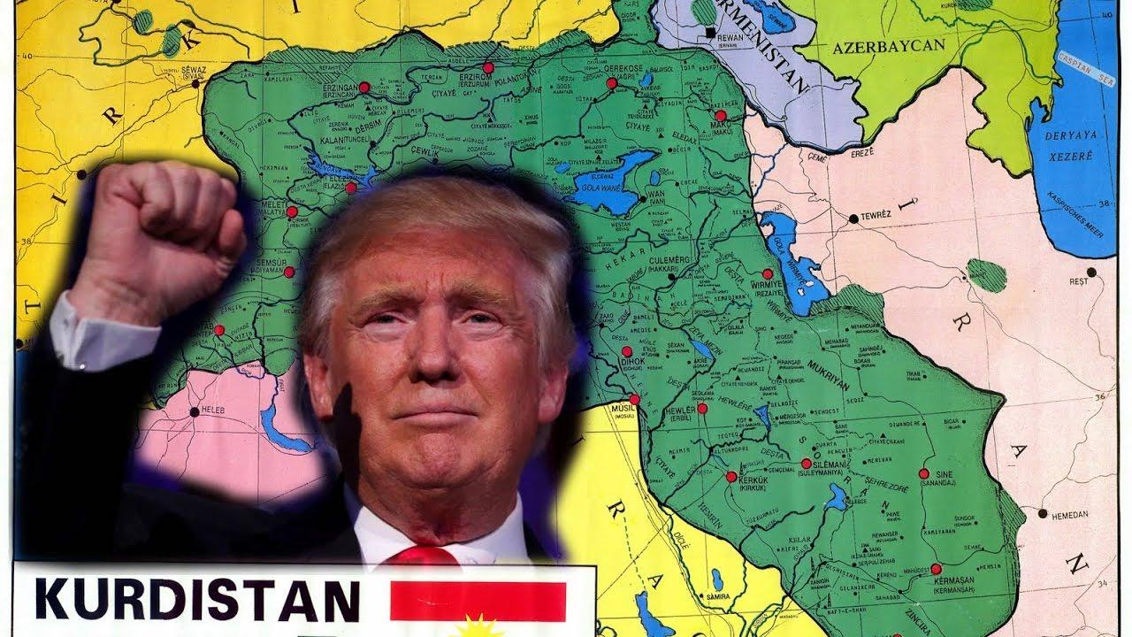 """""""Μεταστροφή του Ερντογάν προς τη Δύση, ισούται με αποδοχή του σχεδίου των ΗΠΑ για ίδρυση Κουρδικού κράτους στη Βόρειο Συρία"""""""