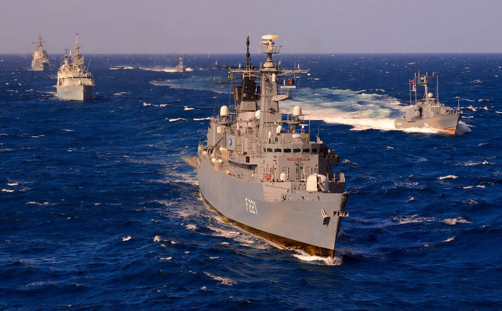 """""""Ενισχύει την παρουσία του το ΝΑΤΟ στη Μαύρη Θάλασσα απέναντι στη Ρωσία"""""""