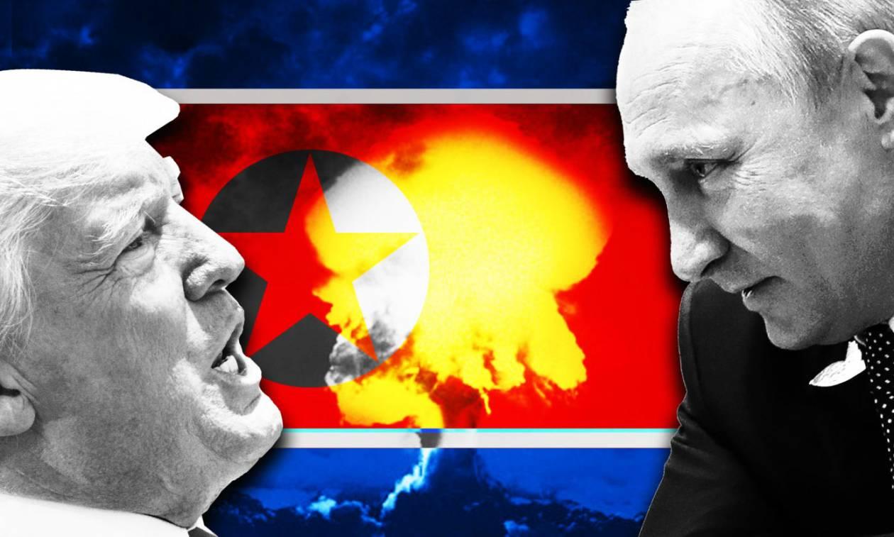 «Κλείδωσε» το ραντεβού Κιμ Γιόνγκ Ουν & Βλάδιμιρ Πούτιν