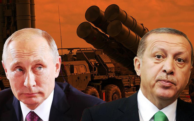 Ρωσία: «Πιθανή η κατασκευή ορισμένων εξαρτημάτων των αντιπυραυλικών συστημάτων S-400 στην Τουρκία»