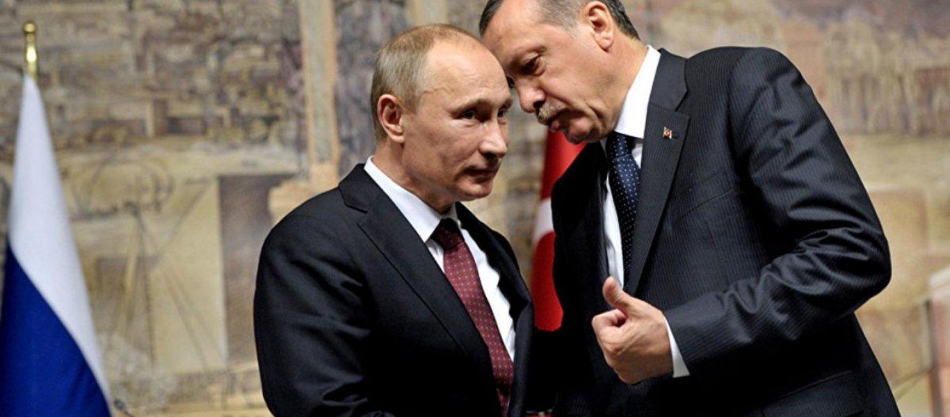 Β. Πούτιν: «Προτεραιότητα για τη Μόσχα η παράδοση των S-400 στην Τουρκία»
