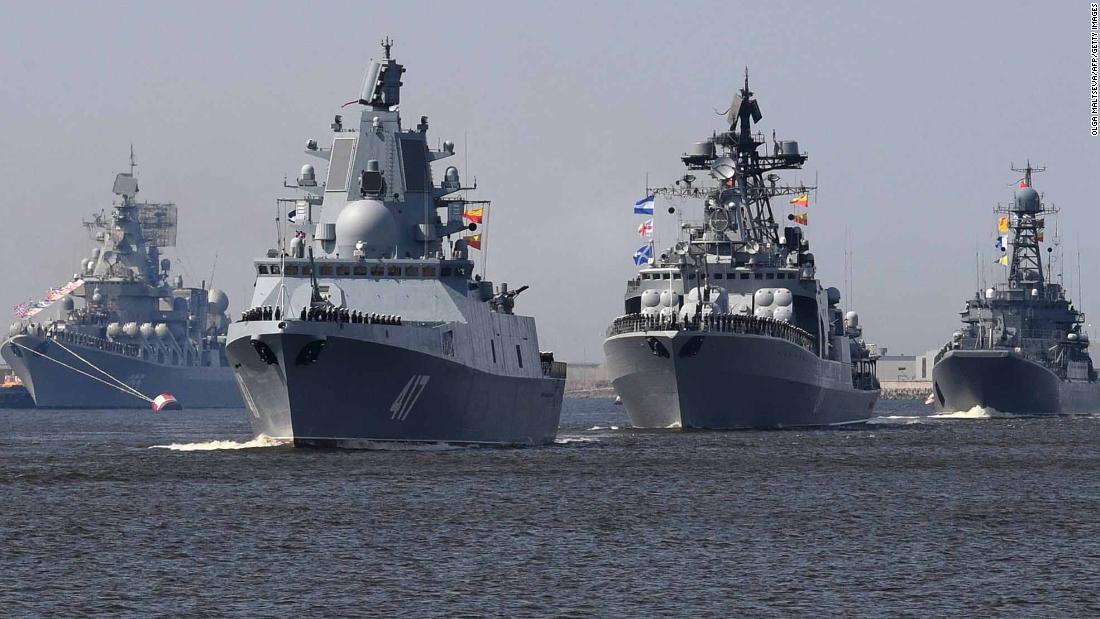 Ενισχύονται οι δυνάμεις του ΝΑΤΟ στη Μαύρη Θάλασσα. Η Ρωσία αναβαθμίζει το ρόλο της στην περιοχή