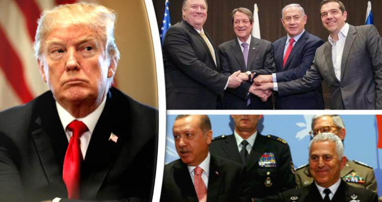 """""""Οι πραγματικοί λόγοι στρατιωτικής συνεργασίας των ΗΠΑ με την Ελλάδα & την Κύπρο"""""""