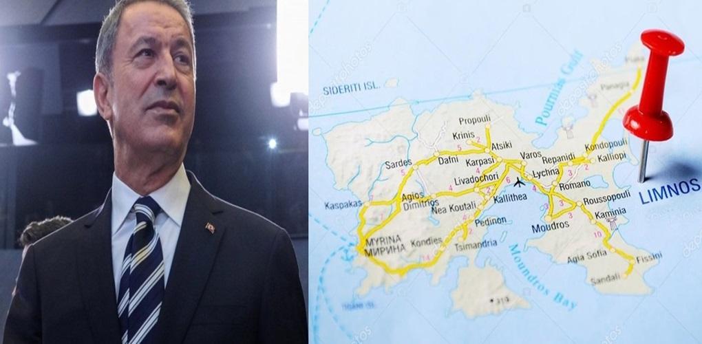 Χουλουσί Ακάρ προς Ευ. Αποστολάκη: «Να αποστρατικοποιηθούν τα νησιά του ανατολικού Αιγαίου»