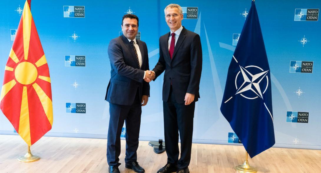 Ντόναλντ Τραμπ: «Η ένταξη της Βόρειας Μακεδονίας στο ΝΑΤΟ θα ωφελήσει τα στρατηγικά συμφέροντα των ΗΠΑ»
