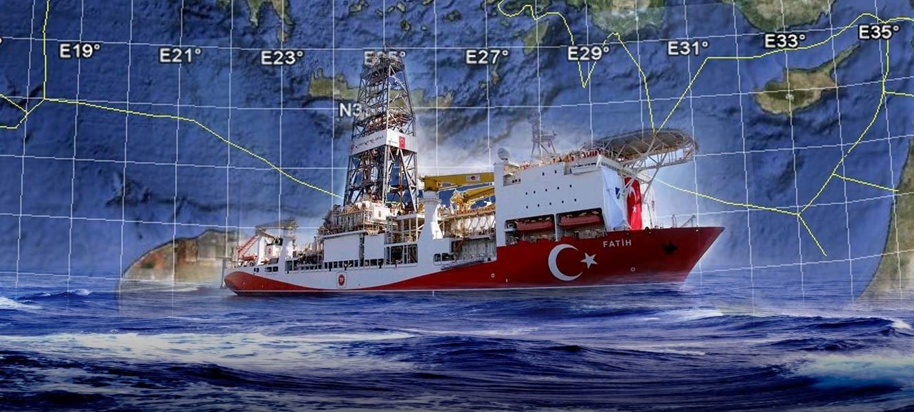 Ρ. Τ. Ερντογάν: «Οι ενεργειακές πηγές της Ανατολικής Μεσογείου είναι αδιαπραγμάτευτες»