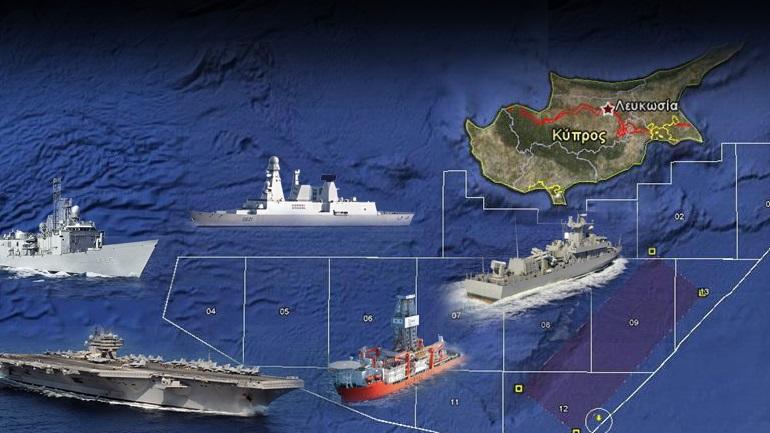 Ι. Μάζης: «Οι προκλήσεις της Τουρκίας και ο ρόλος των Μεγάλων Δυνάμεων στη νοτιοανατολική Μεσόγειο»